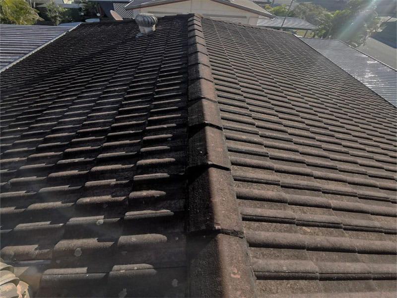 Roof washing Brisbane